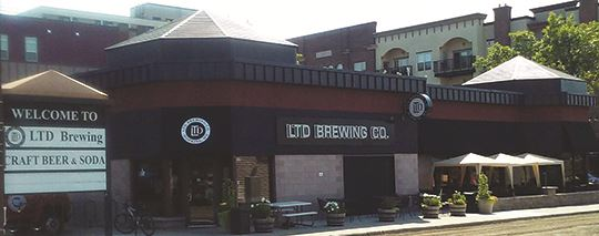 LTD Brewing Company, 8 8th Avenue North