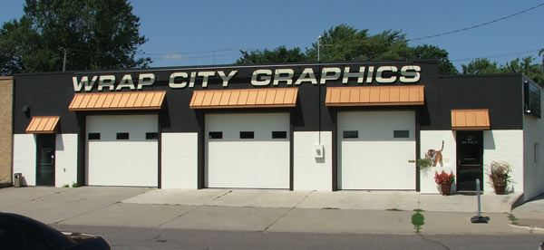 Wrap City Graphics, 62 6th Avenue S